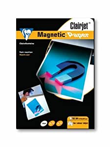 Clairjet Magnetic Paper