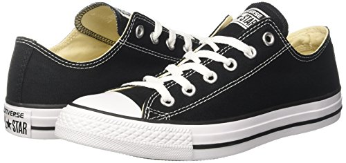 Converse Chuck Taylor All Star OX Schuhe black – 39,5 - 5