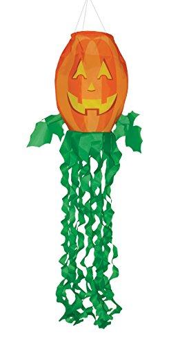 (In the Breeze Jack O' Lantern 3D-Windsack, 101,6 cm)