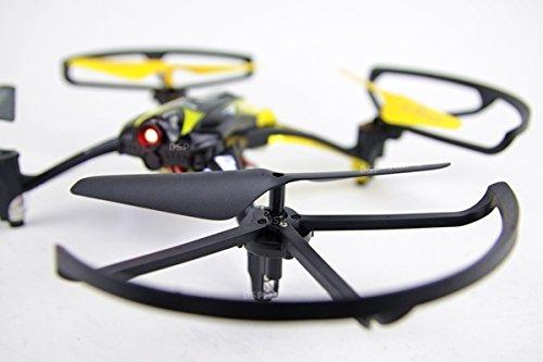 Rayline R8 mit HD Kamera 2.4 GHZ 4-Kanal Drohne RC Quadrocopter - 6