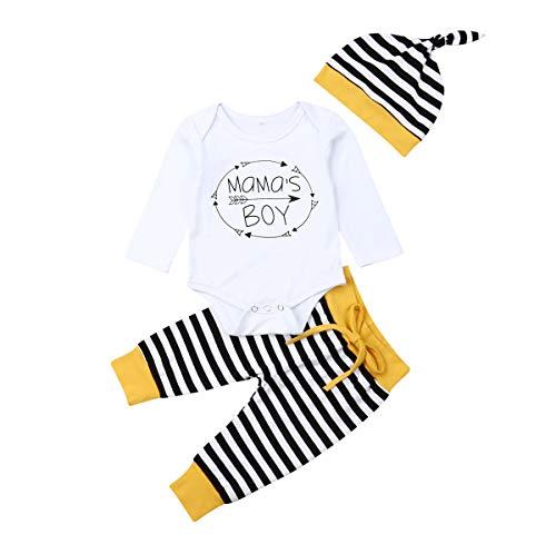Anzug Strampler Für Kleinkinder - Funboxs Baby Jungen Baumwolle Strampler Outfits