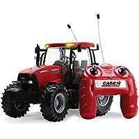 TOMY Big Farm - 42600 - Véhicule Miniature - Tracteur Radiocommandé Case IH 140