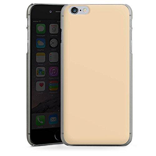Apple iPhone X Silikon Hülle Case Schutzhülle Khaki Braun Hell Hard Case anthrazit-klar