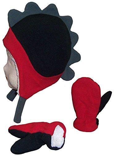 n-ice-caps-little-ninos-y-bebe-suave-sherpa-forro-polar-guante-de-dino-sombrero-juego