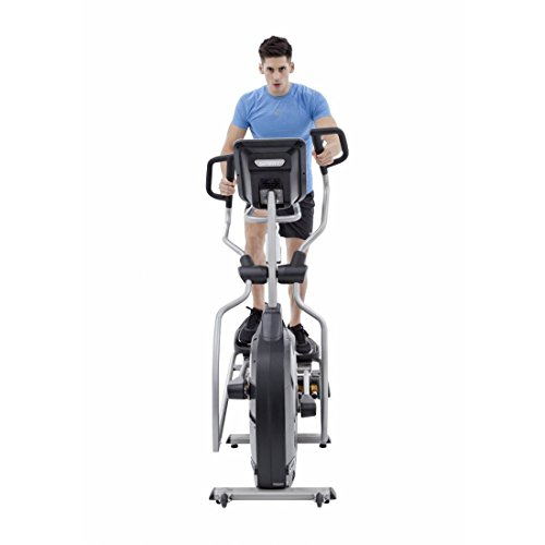 Spirit Elliptical XE 395 – Ellipsentrainer, Cross Trainer mit Hand-Puls-Sensoren, Ergometer, Cardio Fitness - 8