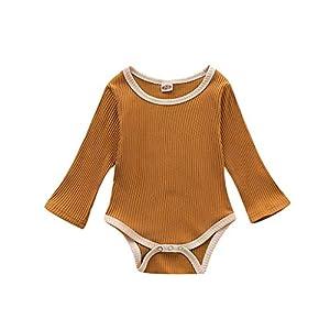 Mameluco para niño, Ropa Elegante, Body de bebé, Manga Larga, Body para bebé, Idea Regalo para recién Nacidos 3