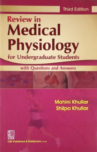 Review in Review in Medical Physiology, for Undergraduate Students