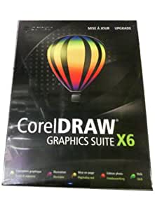 Coreldraw graphics suite X6 - mise à jour