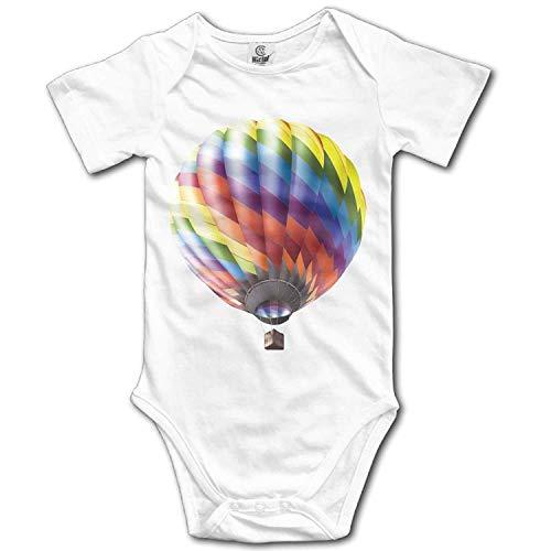 Hot Cop Kostüm Girl - TKMSH Unisex Baby's Climbing Clothes Set Hot Air Balloon Bodysuits Romper Short Sleeved Light Onesies for 0-24 Months
