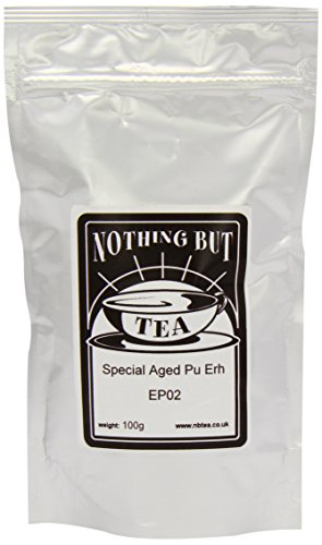 Nothing But Tea Special Aged Pu Erh 100 g