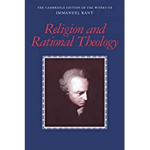 Religion and Rational Theology
