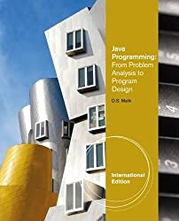 Java™ Programming: From Problem Analysis to Program Design, International Edition
