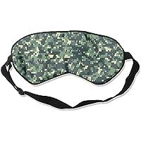 Camouflage Vector Illustration Art Sleep Eyes Masks - Comfortable Sleeping Mask Eye Cover For Travelling Night... preisvergleich bei billige-tabletten.eu