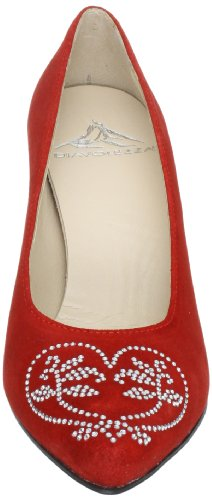 Diavolezza MILA 9501 Damen Pumps Rot (Red)