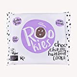 Rookies | Gluten free oat and fruit cookie with choc chip and hazelnuts 40g | 1 x 40g (FR)