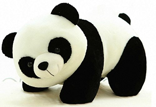tickles stuffed soft plush toy kids birthday black panda 26 cm - 412aicBDVML - Tickles Stuffed Soft Plush Toy Kids Birthday Black Panda 26 cm home - 412aicBDVML - Home