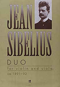Duo for Violin and Viola (1891-92)