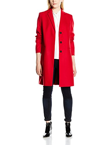 french-connection-platform-felt-ls-classic-coat-manteau-femme-rouge-red-red-sky-6