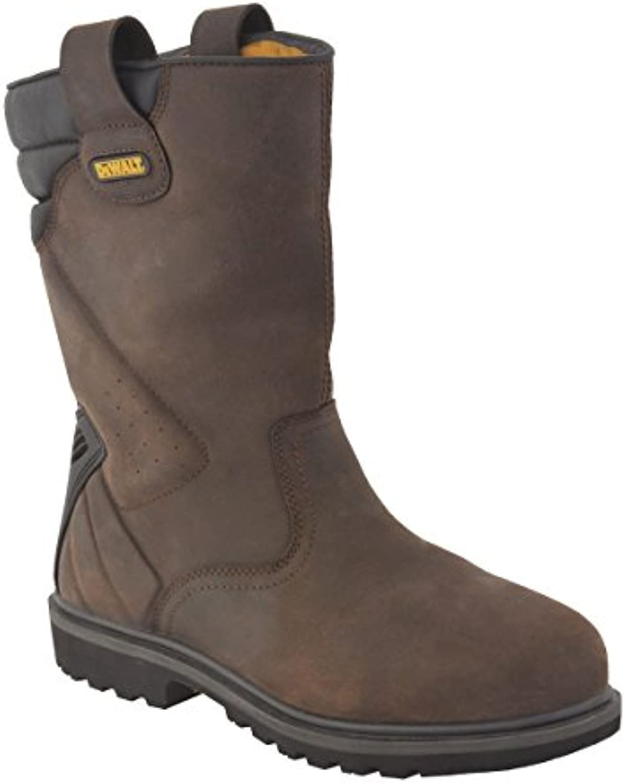 Botas de seguridad DeWalt supertouch marrón talla 10