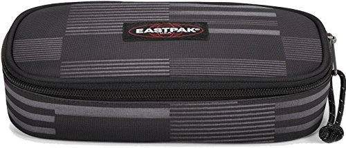 Eastpak Oval Single Trousse, 22 cm, Noir (Startan Black)