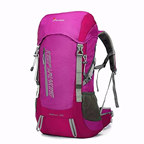 Mountaintop 30L Hiking Backpack /Camping Rucksack/Travel Daypack,60 x 32 x 24 cm