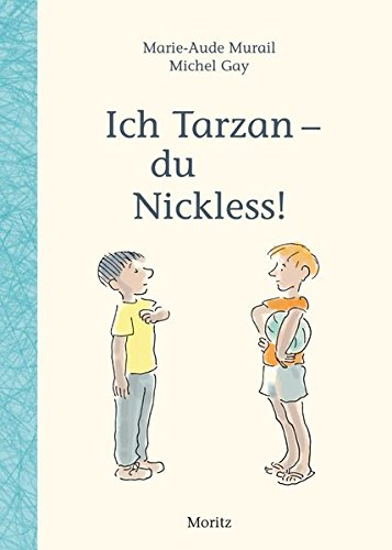 Ich Tarzan - du Nickless!