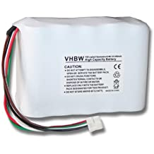 Batería NI-MH 2000mAh 12V compatible con LOGITECH Squeezebox Radio sustituye 533-000050, NT210AAHCB10YMXZ, HRMR15/51