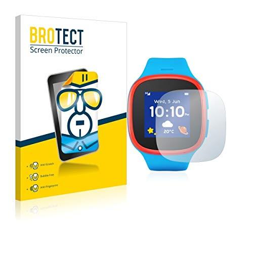 Displayschutz Schutzfolie für TCL Movetime MT30 (Kristallklar, extrem Kratzfest, schmutzabweisend) ()