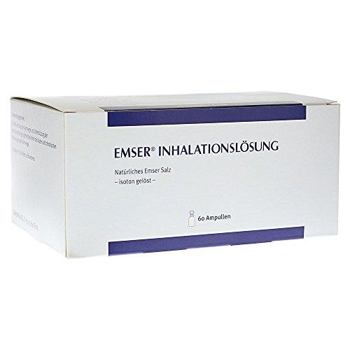 EMSER Inhalationslösung 60 St