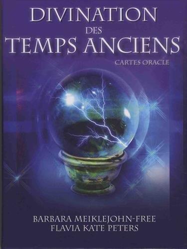 Divination des temps anciens : Coffret avec 45 cartes oracle