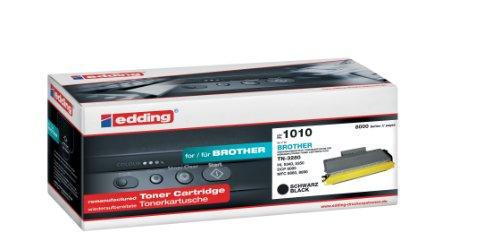 Preisvergleich Produktbild edding 18-1010 Tonerkartusche EDD-1010, Ersetzt: Brother TN-3280, 8000 Seiten, schwarz