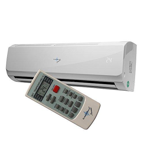 Klaas Direktimport Klimagerät Kühlen und Heizen Inverter 2, 2,6 kW, weiß, 6011