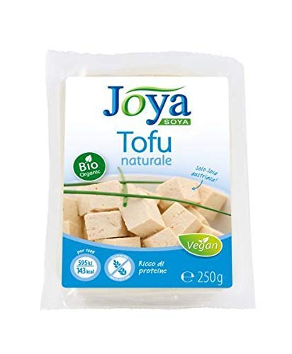 Tofu Naturale 250gr SOYA VEGAN