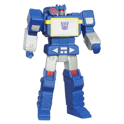 ITAN WARRIOR SOUNDWAVE FIGURE ()