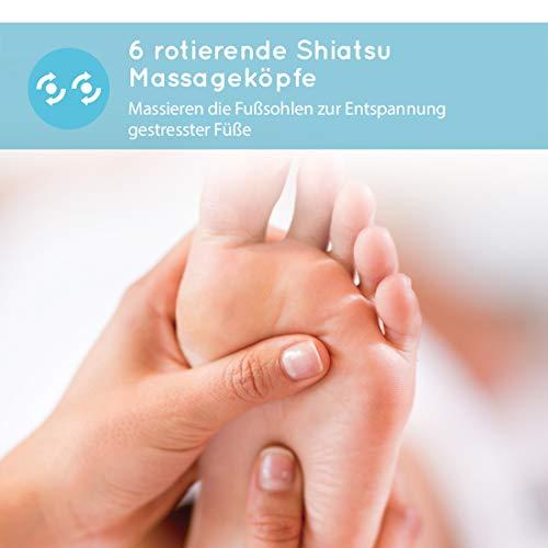 HoMedics FM-TS9-EU Deluxe Shiatsu-Fußmassagegerät - 2