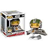 Figur POP. Star Wars Snow Speeder with Wedge Antilles Exclusive