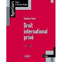 Droit international privé (HyperCours)