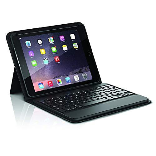 ZAGG ID8BSF-BBU Messenger Hülle mit Tastatur für Apple iPad Air 2/iPad Pro, 24,63 cm (9,7 Zoll)