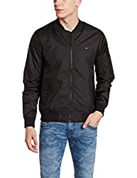 Peter England Mens Fit Jacket (8907696022649_EJK51709059_X-Large_Mediumivorysolid)