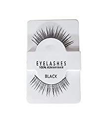 Majik Eyelashes Real Human Hair | Eyelashes For Bridal | Eyelashes For Women | Eyelashes For Small Eyes (Normal)