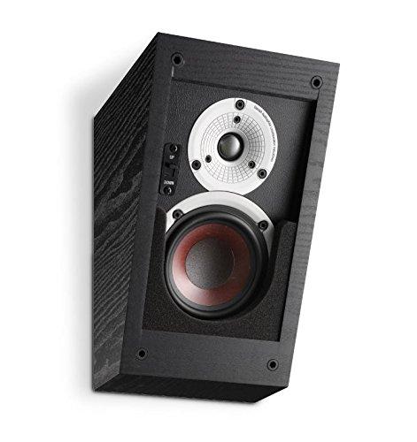 Dali Alteco C-1 Altavoz para Dolby Atmos, negro (par)