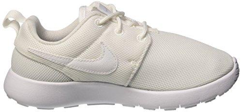 branco Menina Cinzento multi lobo Um Blanco Sapatilhas branco ps Nike Branco Colore Cinza Branca Cinza Marfim Roshe BwqA78