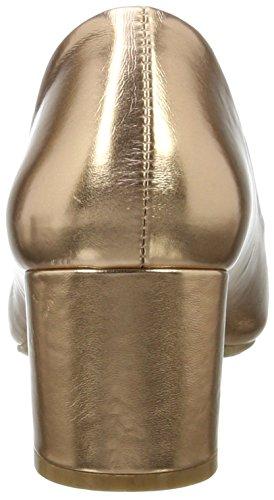 Dorothy Perkinsdaze Block Heel 19960599 - Chaussures À Talons Dorés Pour Femmes (métallisé)