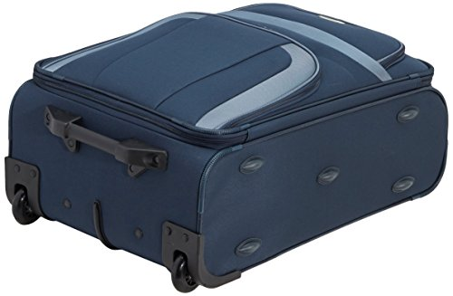 Travelite Koffer Orlando 2-Rad Trolley M, 63 cm, 58 Liters Blau (Marine) 98488-20 - 5