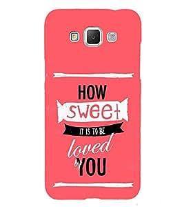 Fiobs Designer Back Case Cover for Samsung Galaxy Grand Max G720 (I Love You Quote Black )