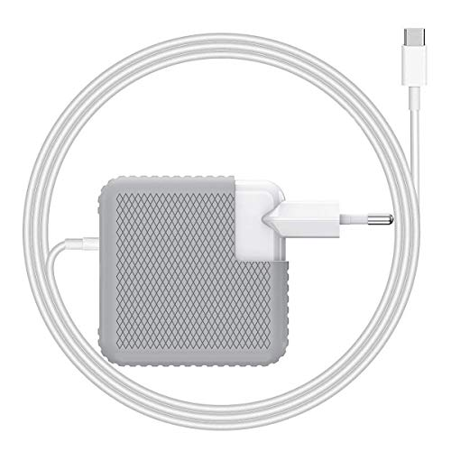 USB C Ladegerät Netzteil USB C 61W Ladegerät für Mac Pro 13