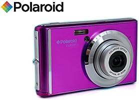 Polaroid IX828 appareil photo numérique 20 mégapixels, zoom optique 8x, 20MP, batterie au lithium, les appareils photo numériques achète plus facile à utiliser, idéal pour les enfants ou les adultes (violet)