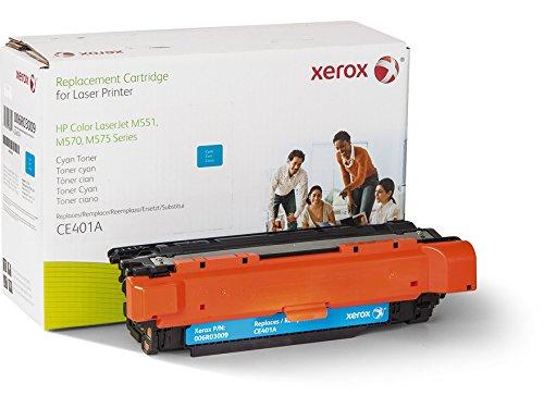 Preisvergleich Produktbild Xerox 006R03009 XRC-Tonerpatrone (Entspricht HP CE401A) für Colour LaserJet M551DN Series/M551N Series cyan