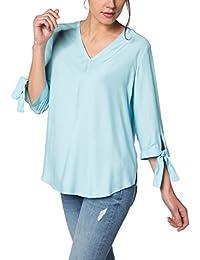 Eterna 3/4 Sleeve Blouse Modern Classic Uni