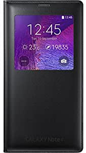 Samsung Galaxy Note 4 S View Cover Classic Edition (Black)
